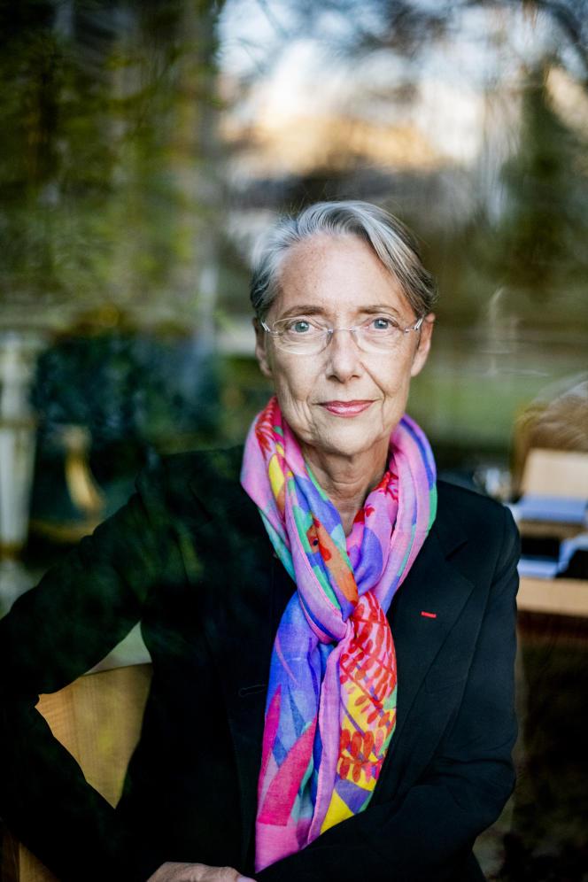Élisabeth Borne, ministre de la Transition écologique et solidaire. Paris, ministère de la Transition écologique et solidaire.