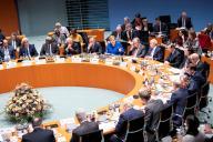 Sommet sur la Libye à Berlin, le 19 janvier.