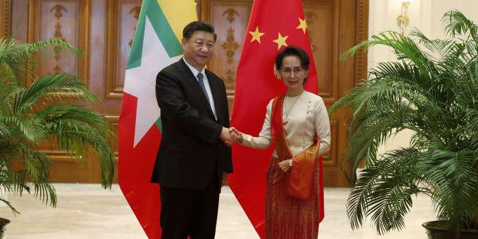 La Chine se pose en partenaire incontournable, et intéressé, de la Birmanie