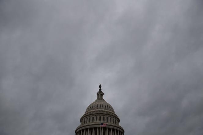 Le Capitole, à Washington DC, en octobre 2019.