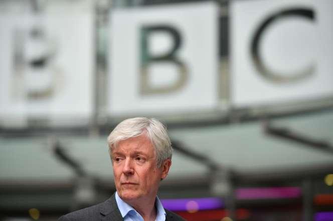 Tony Hall, directeur général de la BBC, en novembre 2018, à Londres.