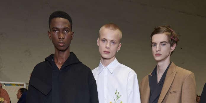 A Paris, la fashion week hisse les couleurs