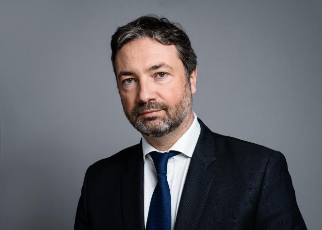 Arnaud Leroy, président de l'Agence de l'environnement et de la maîtrise de l'énergie.