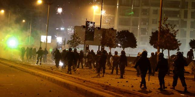 Au Liban, «les gens sont désormais favorables à la violence dans la rue»