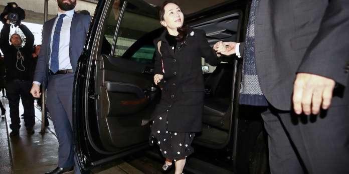 Huawei : l'extradition de Meng Wanzhou, un dossier explosif entre le Canada, la Chine et les Etats-Unis