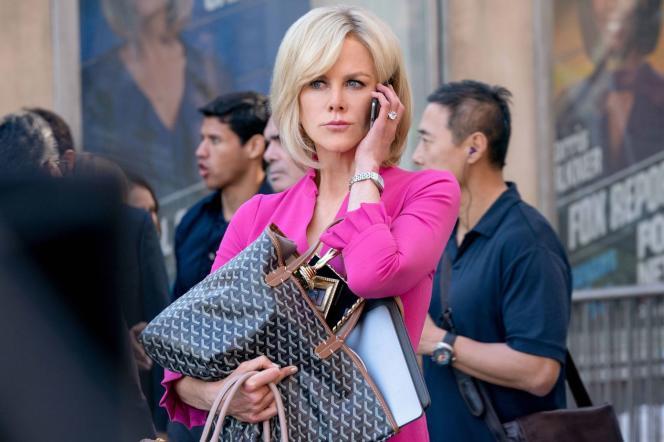 Nicole Kidman incarne la journaliste Gretchen Carlson.