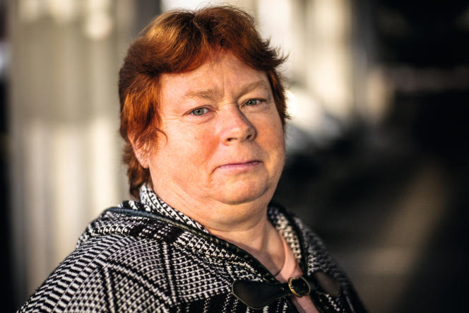 Murielle Bolle en octobre 2018, lors de la sortie de son livre «Briser le silence».