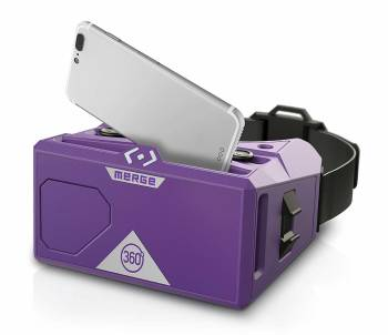 La réalité virtuelle à petit prix Lunettes Merge VR/AR