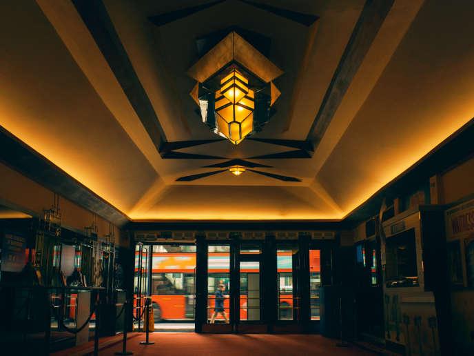 L'Adelphi Theatre.