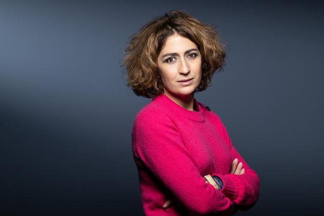 L'ancienne journaliste Isabelle Saportarejoint Cédric Villani en vue des municipales 2020.