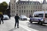 Prefecture de police de Paris le 3 octobre 2019.