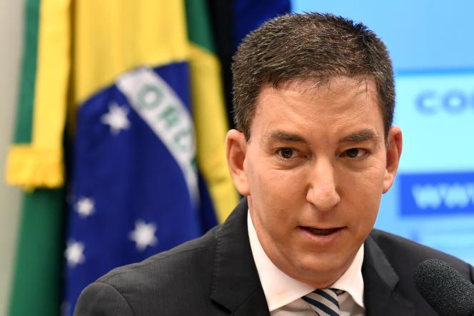 Le journaliste Glenn Greenwald a aussitôt dénoncé sur Twitter une «atteinte à la liberté de la presse et à la démocratie brésilienne».