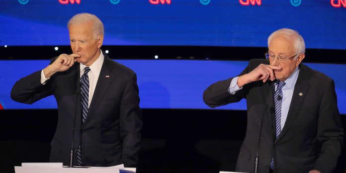 Biden versus Sanders, c'est peut-être un détail pour vous…