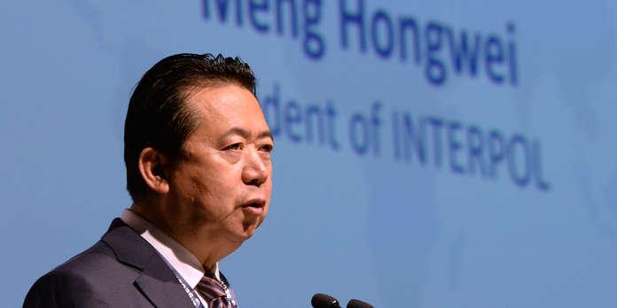 L'ex-président chinois d'Interpol condamné à 13 ans de prison