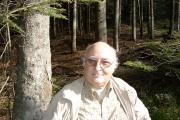 Le philosophe André Pessel, en 2005.