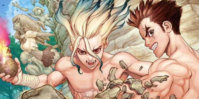 Survivalisme, matière grise et gros muscles : le manga « Dr. Stone » ne laisse pas de marbre