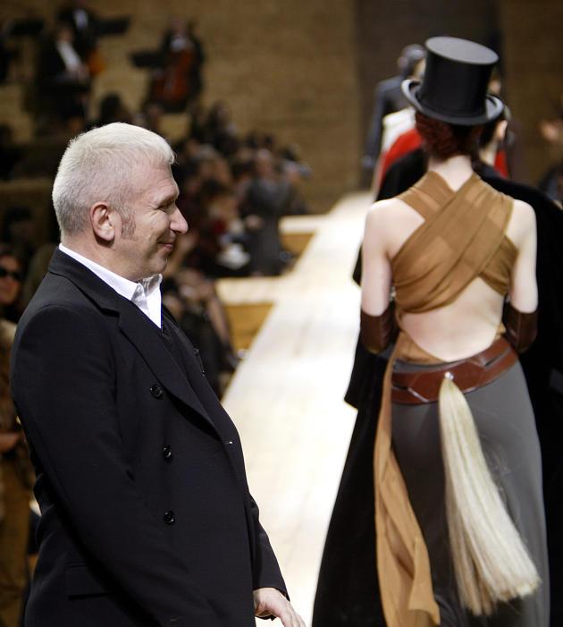 Défilé Hermès automne-hiver 2004-2005.