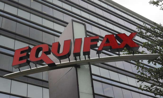 Le siège d'Equifax, à Atlanta (Géorgie, Etats-Unis).