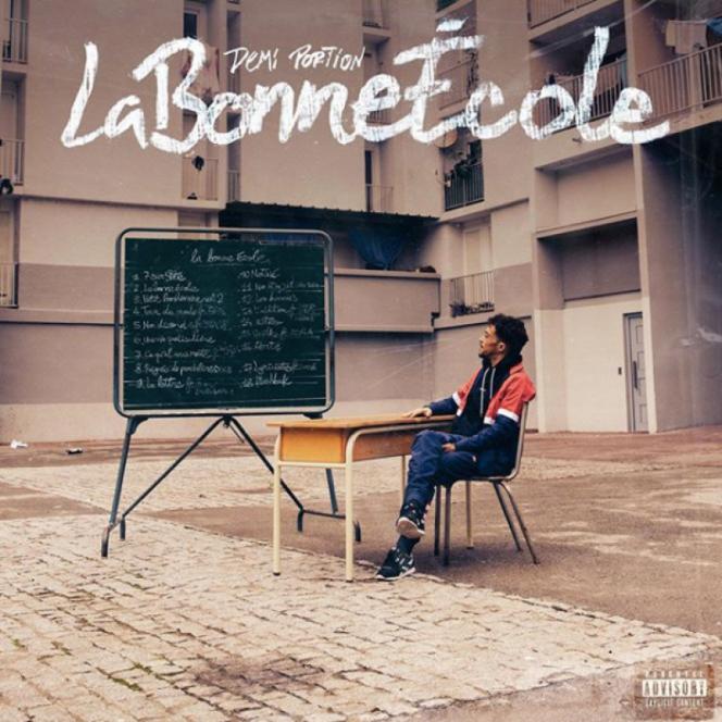 Pochette de l'album«La Bonne Ecole», de Demi Portion.