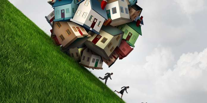 Les taux bas des crédits immobiliers ne sont pas une bonne nouvelle pour tous