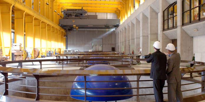 Réforme des retraites : l'usine hydroélectrique la plus puissante de France mise à l'arrêt