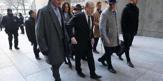 Le procès d'Harvey Weinstein s'ouvre àNew York