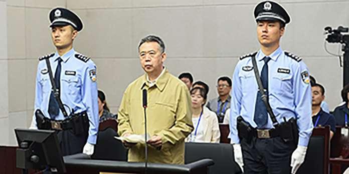 Treize ans de prison pour l'ancien président chinois d'Interpol
