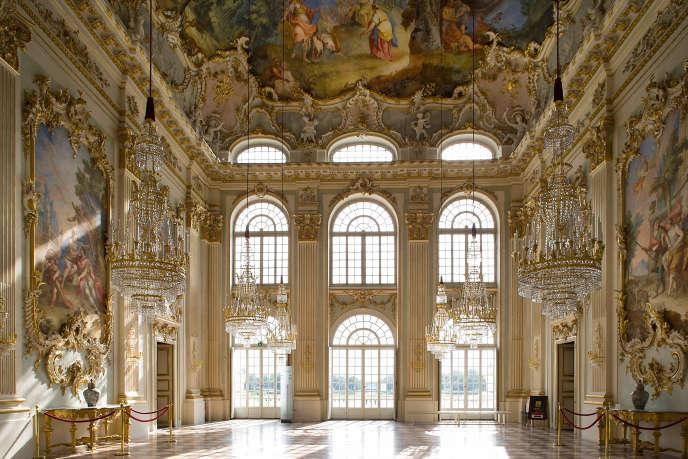 Cung điện Nymphenburg, Munich.