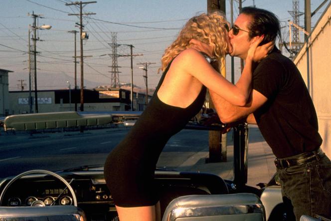 Laura Dern et Nicolas Cage dans «Sailor et Lula» (1990), de David Lynch.