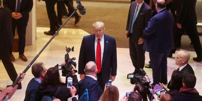Trump relance les hostilités commerciales avec l'Union européenne