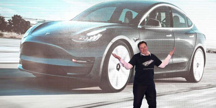 « Tesla est plus proche d'Apple que de Volkswagen »