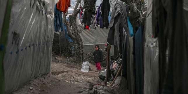 La commission des droits de l'homme alerte sur le «confinement» des demandeurs d'asile en Grèce