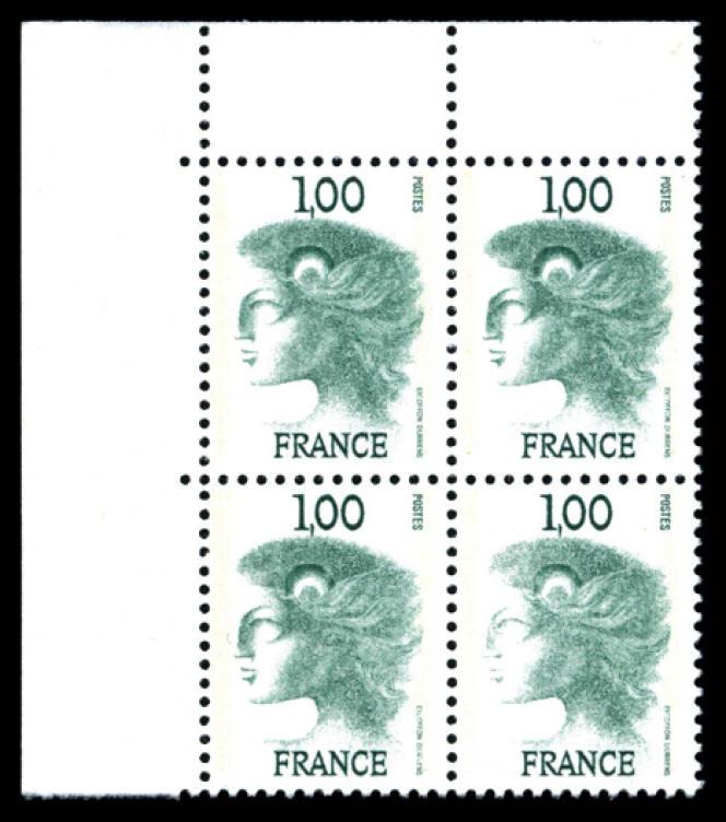 «Marianne» d'Excoffon, compter 5000 euros minimum.