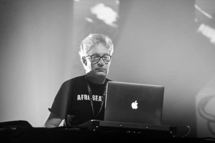 Martin Meissonnier aux Transmusicales de Rennes le 7 Decembre 2018.