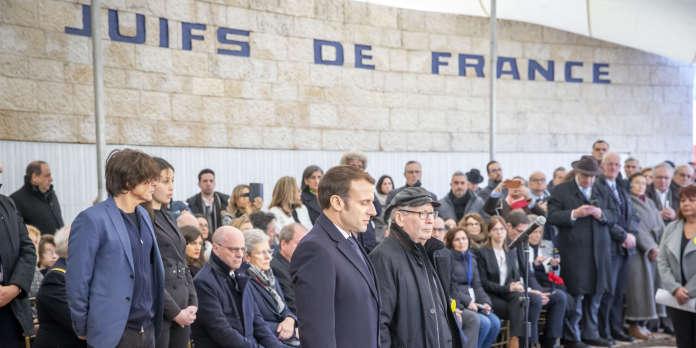 Tollé dans le monde de la justice après les propos de Macron sur l'affaire Halimi
