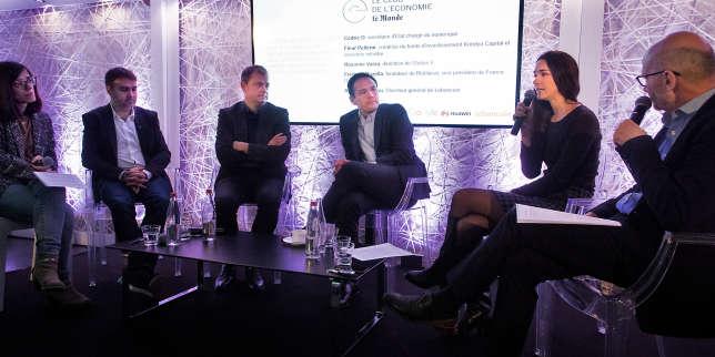 «Le premier goulet d'étranglement pour la croissance des entreprises du numérique françaises, c'est le recrutement»