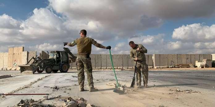 Trente-quatre soldats américains blessés dans le raid iranien du 8 janvier