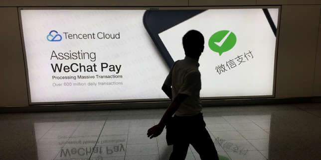 Le chinois Tencent de plus en plus présent dans la fintech