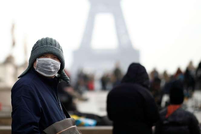 A Paris, le 25 janvier.