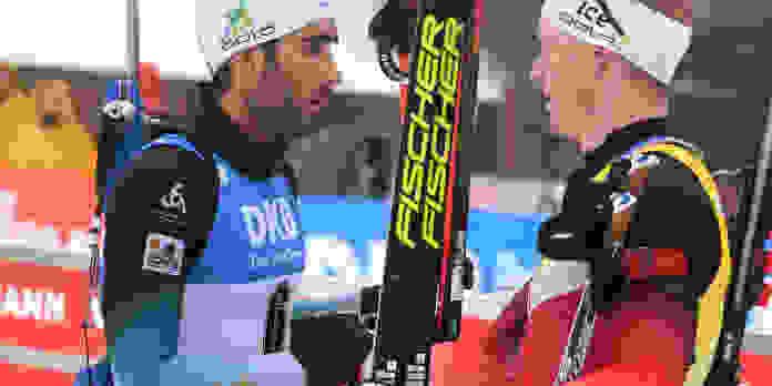 Coupe du monde de biathlon : suivez en direct le match Fourcade-Boe dans la mass start à Pokljuka