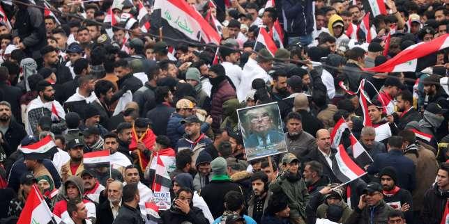 La mobilisation contre la présence américaine se poursuit en Irak