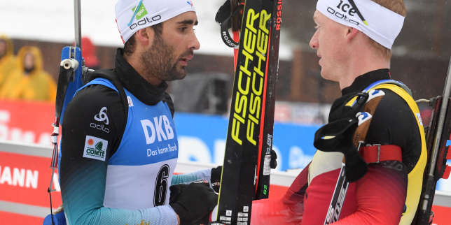Coupe du monde de biathlon : suivez en direct le match Fourcade-Boe dans la mass start à Pokljuka