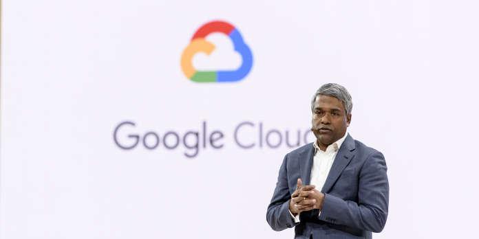 Thomas Kurian : « Google Cloud donne à ses clients le contrôle sur leurs données »