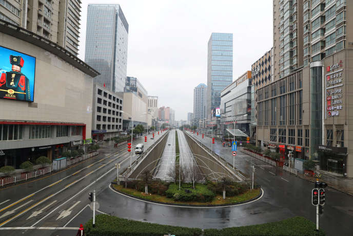 Chine : épidémie de coronavirus 5d43ba1_PEK06_CHINA-HEALTH-_0126_11