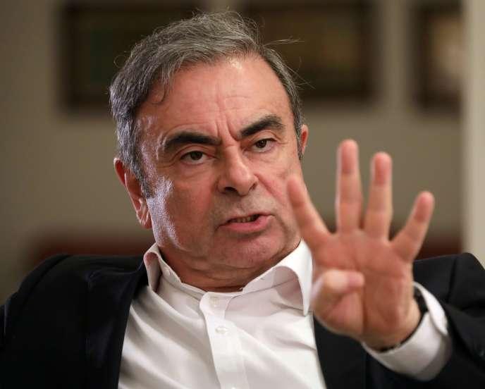 Du côté de Renault, on considère que M. Ghosn n'a pas droit à cette indemnité dans la mesure où il n'était plus salarié de l'entreprise depuis des années
