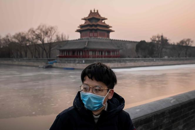 A Pékin, samedi.