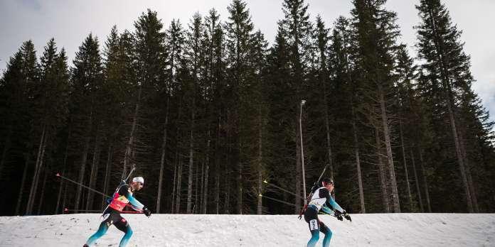 Biathlon : premier succès de la saison pour Quentin Fillon Maillet