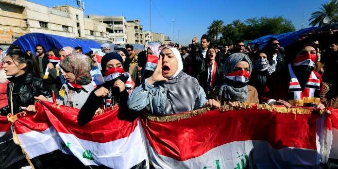 De nouveaux heurts à Bagdad et dans le sud de l'Irak font plusieurs dizaines de blessés