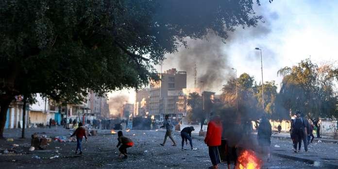 Irak : trois roquettes se sont abattues sur l'ambassade américaine à Bagdad