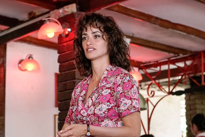 Penélope Cruz (Olga Salanueva), dans «Cuban Network», d'Olivier Assayas.